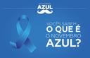 Novembro Azul - Um toque pela vida
