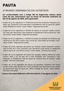 Pauta da 2ª Reunião Ordinária do dia 24/08/2020