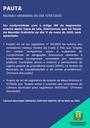 Pauta da Reunião Ordinária do dia 11/05/2020