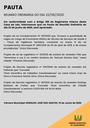 Pauta da Reunião Ordinária do dia 22/06/2020