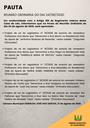 Pauta da Reunião Ordinária do dia 24/08/2020