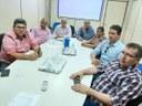 Vereadores se reúnem com Secretário de Saúde em Campo Grande/MS.